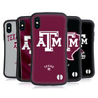 OFFICIAL TEXAS A&M UNIVERSITY TAMU HYBRID CASE FOR APPLE iPHONES PHONES