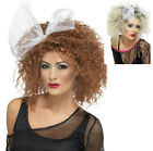 Ladies Wild Child Wig 80's Crimped Wig Madonna Wig