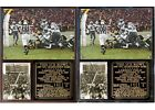 Ice Bowl Green Bay Packers Photo Plaque 1967 NFL Championship Game $28.95 USD on eBay