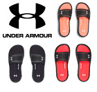 Under Armour Women's Ignite VIII Sandals Slides - NEW - FREE SHIP - 1287319