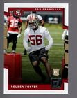 2017 Donruss Football Rookie Cards and Rated Rookies u Pick Your Card