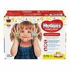 Wipes - Huggies Simply Clean Fragrance-Free Baby Wipes (Choose Your Count)