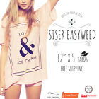 Siser Easyweed Heat Transfer Vinyl 12' x 5 Yards