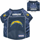 NEW LOS ANGELES CHARGERS PET DOG PREMIUM ALTERNATE JERSEY w/NAME TAG $16.95 USD on eBay