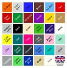"""Sample Tile Stickers - Transfers  4"""" / 6"""" / 8"""" 100mm / 150mm / 200mm Etc"""