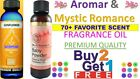 (BUY 2, GET 1 FREE) AROMAR😍PREMIUM QUALITY 70+ FRAGRANCE ESSENTIAL OIL 65ML 2.2