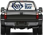 Tampa Bay Rays Rear Window Graphic Decal Truck SUV Van Car MLB Logo RA65 on Ebay