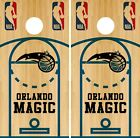 Orlando Magic Cornhole Wrap NBA Game Board Skin Vinyl Decal Court Set CO680 on eBay