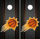 Phoenix Suns Cornhole Wrap NBA Game Board Skin Vinyl Decal Luxury Set CO693 on eBay