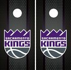 Sacramento Kings Cornhole Wrap NBA Game Skin Board Vinyl Decal Luxury Set CO705 on eBay