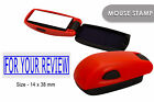 ergonomic mice review - COLOP 20 Stamp Self Ink Rubber Mouse Stamp Teacher FOR YOUR REVIEW Mini 14x38 MM