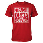 Houston Rockets Straight Outta Houston City Men's T Shirt on eBay