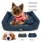 19'' Double-Sided Pet Dog Cat Bed Puppy Cushion Soft Warm Kennel Mat Pad Blanket