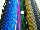 "Внешний вид - 3 mm 1/8"" ELASTIC CORD BLACK NAVY BLUE PURPLE GREEN KHAKI GREY 1,3,10,20 YARDS"