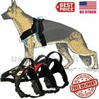 Heavy Duty Padded Pet Dog Harness 2XL XL Large Medium Small Strap Vest Walk Out