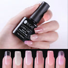 7.5ml Quick Extension Gel UV Poly Builder Nail Gel Clear Nude Manicure UR SUGAR