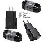 Adaptive Fast Wall Charger  Cable Kit For Samsung Galaxy S8 S9 Plus Note 8 A8