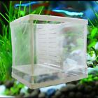 Fishing Net Breeder Aquarium Fish Tank Fry Breeding Hatchery Partition Case Kit