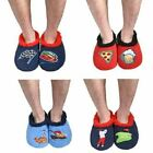 Slumbies Men's Classic Fluffy Fur Non-Slip Slipper Soft Socks Family Gift 2018