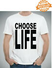 CHOOSE LIFE T-Shirt / Classic 80's / Train Spotting / Wham / Birthday / All Size