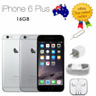 Apple iPhone 6 Plus 16GB Space Grey & Silver Smartphone 12 Months Wrt Grade A++