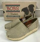 Bobs from Skechers Women's Taupe High Jinx Slip On Wedge Shoe #34101 Sizes 6-11 $10.99 USD on eBay