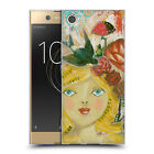 OFFICIAL AMANDA HILBURN YOUNG LADY SOFT GEL CASE FOR SONY PHONES 1