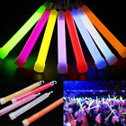 Внешний вид - 50x 6'' Glow Sticks Fluorescent Neon Party Wedding Magic Camping Emergency Light