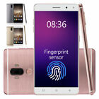 4g 6.0'' Lte Unlocked 16gb Android7.0 Fingerprint Smartphone Smart Phone 13mp Pm