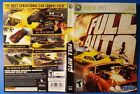 Original XBox 360 & PlayStation 3 game cover art inserts (games NOT included)