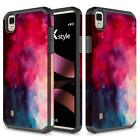 LG X Style / Tribute HD / Volt 3 Case, Shockproof Bumper Case + Screen Protector