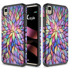 LG X Style / Tribute HD / Volt 3 Case, Impact Dual Layer Shockproof Bumper Case