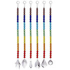 Window Decor Chakra Suncatcher Crystal Prism Chandelier Pendant Party Ornament