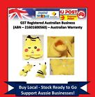Pikachu Pokemon Pet Dog Cat Puppy Winter Clothes Cotton Clothing Jacket Costume.