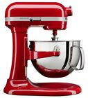 KitchenAid 6 Quart Bowl Lift Stand Mixer Empire Red KL26M1X