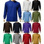 Kyпить Men's Heavy Weight Waffle Thermal Shirt Long Sleeve Top Underwear Colors & Sizes на еВаy.соm
