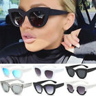 Women Retro Eye Glasses Vintage Style Cat Eye Rockabilly Sunglasses Fashion Gift