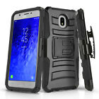 for SAMSUNG GALAXY J7 CROWN/STAR/J7 V (2018), Refined Phone Case Cover & Holster