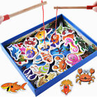 marine biology kids - 32Pcs Fishing Set Baby Marine Biological Congnition Magnetic Toys Set Kids Gifts