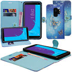 For Samsung Galaxy A8 2018 A530 New Stylish Leather Flip Wallet Phone Case Cover