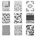 Various Pattern Plastic Embossing Folder Stencil DIY Paper Card Scrapbooking 1Pc