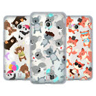 HEAD CASE DESIGNS LOVELY ANIMALS SOFT GEL CASE FOR HTC PHONES 1