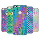 HEAD CASE DESIGNS MERMAID SCALES 2 HARD BACK CASE FOR GOOGLE PHONES
