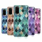HEAD CASE DESIGNS MERMAID SCALES PATTERNS HARD BACK CASE FOR SAMSUNG PHONES 1