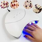 36W USB LED UV Nail Gel Curing Lamp Light Polish Dryer Nail Art Machine Tool