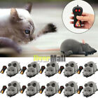 Lot Wireless Remote Control RC Electronic Rat Mouse Mice Toy For Cat Puppy 2018