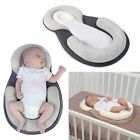 Внешний вид - Baby Newborn Infant Anti Roll Pillow Sleep Positioner Cushion Prevent Flat Head
