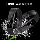 Smart Fitness Activity Tracker Heart Rate Sports Wirst Band For android & iPhone