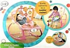 Infant to Toddler rocker and reclining baby chair with vibrations & musical toys