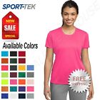 Sport-Tek Womens Dry Fit Workout PosiCharge Moisture Wicking T-Shirt M-LST350